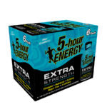 Blue Raspberry - Extra Strength<br>6-Pack