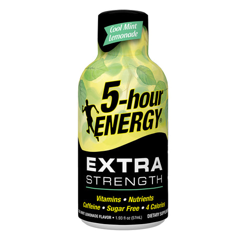 Cool Mint Lemonade - Extra Strength<br>12-Pack