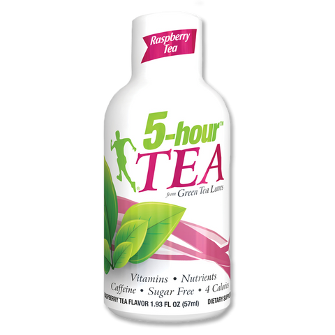 5-hour™ TEA – Raspberry Tea 12-Packs