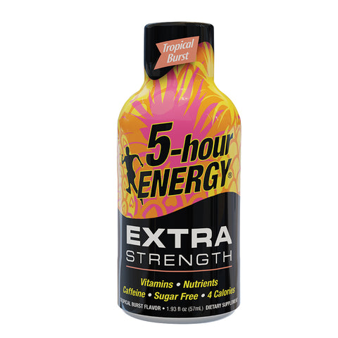 Tropical Burst - Extra Strength<br>12-Pack