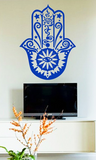 Hamsa Hand Wall Decal Vinyl