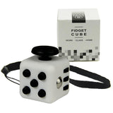 Mini Fidget Cube With Lanyard