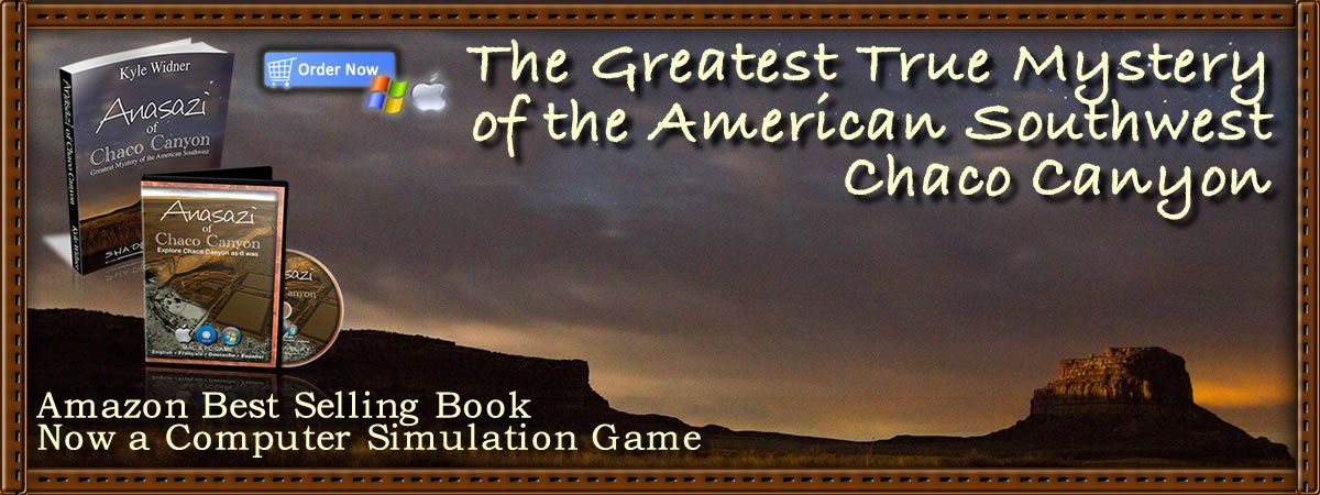 chaco canyon true mystery