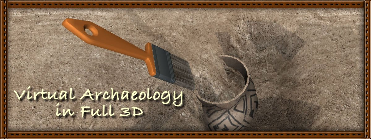 virtual archaeology in chaco canyon