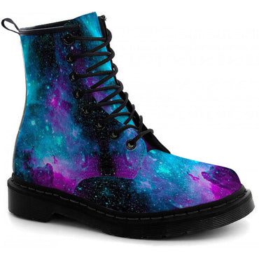 Galaxy Boots - CustomKiks Shoes