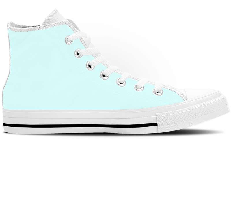 Design Your Own - White High Tops