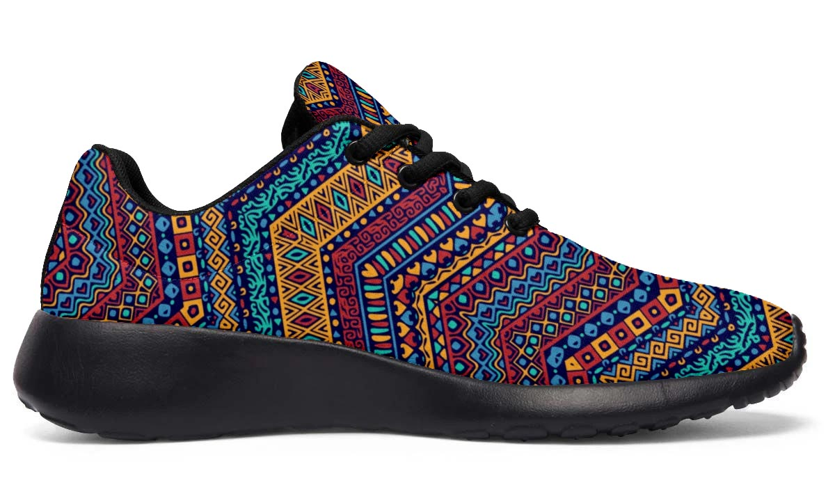 Boho Chic Sneakers
