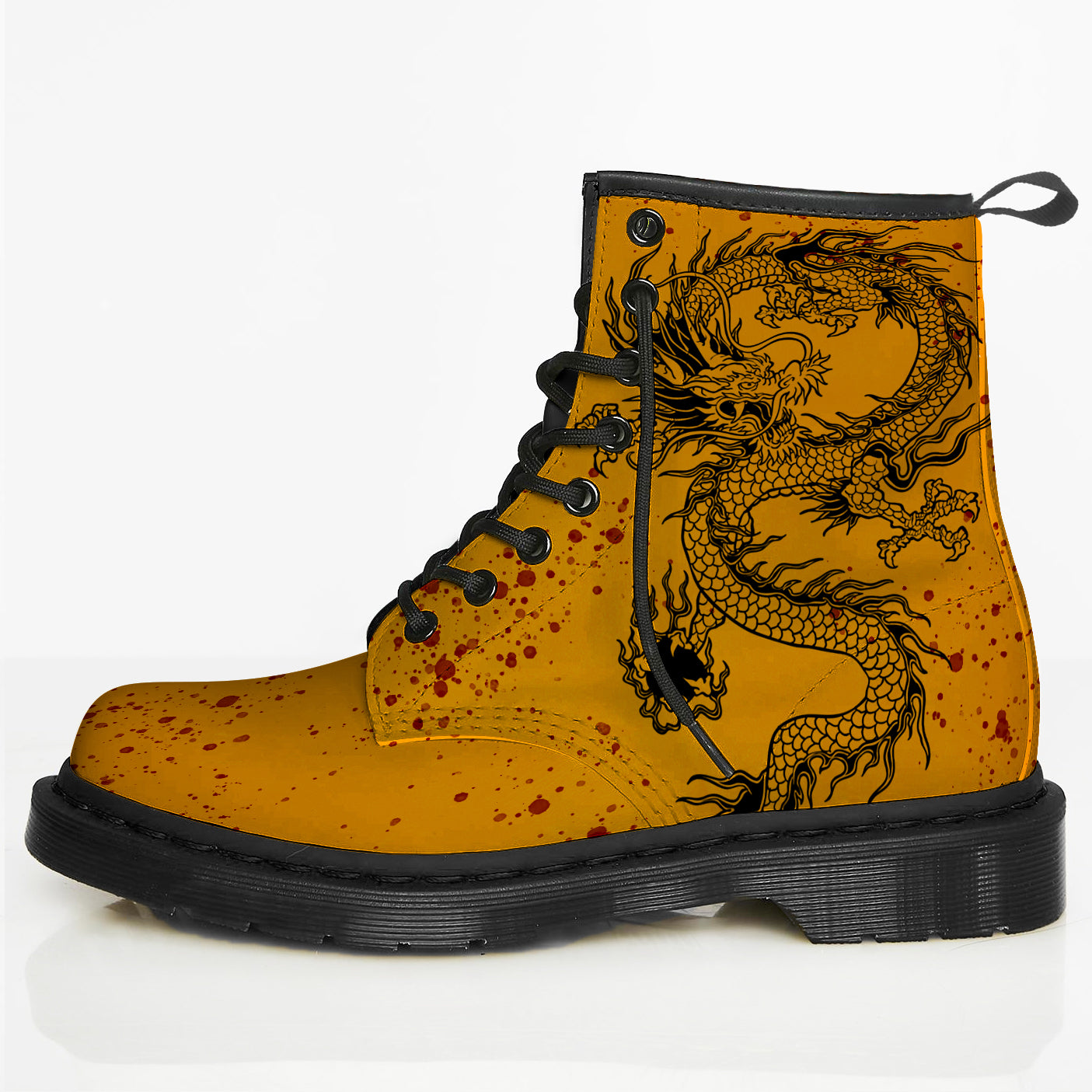 Bruce Lee Boots