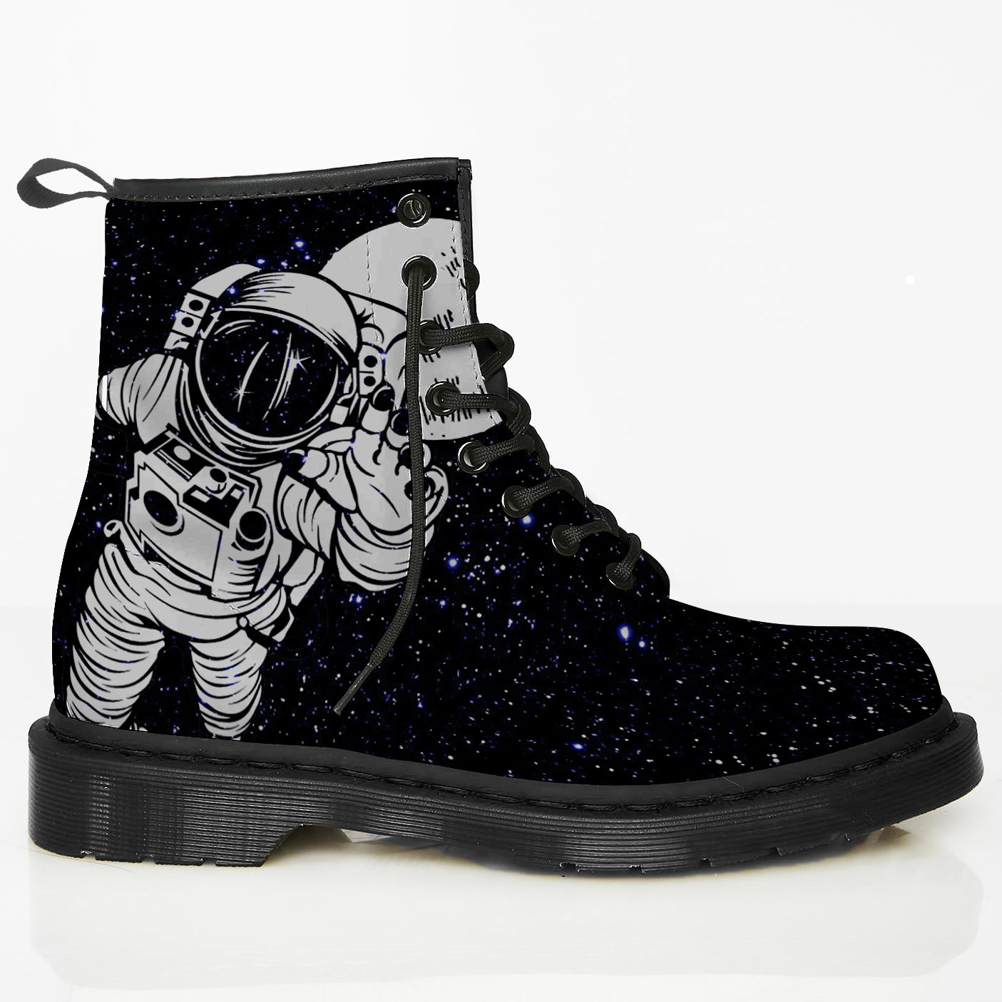 Astronaut Boots