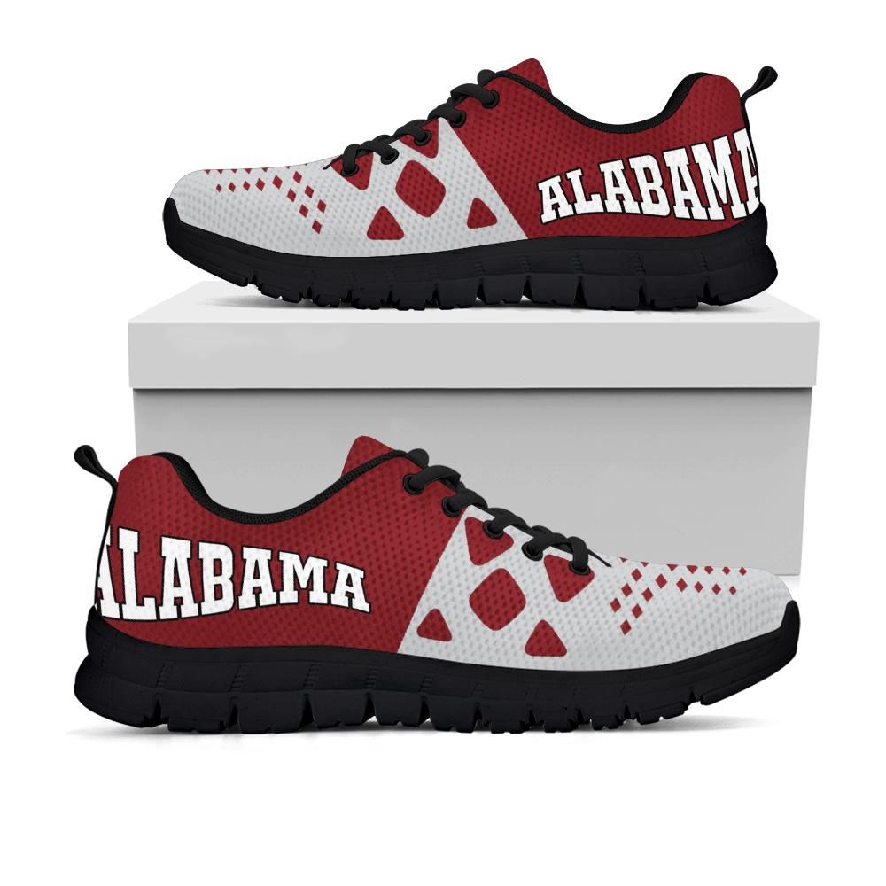 Alabama Crimson Tide - CustomKiks Shoes