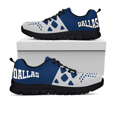 Dallas Cowboy Colors - CustomKiks Shoes