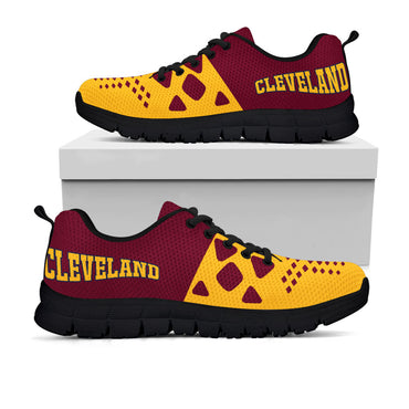 Cleveland Cavaliers Colors - CustomKiks Shoes