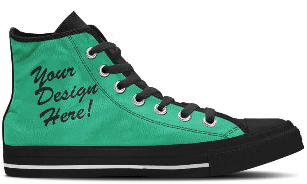1cda422ec984 Design your own High or Low Tops Custom Canvas Shoes at CustomKiks ...