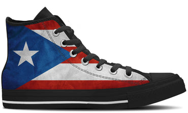 Puerto Rico - CustomKiks Shoes