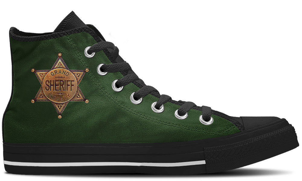 Sheriff High Tops
