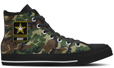 Army High Tops