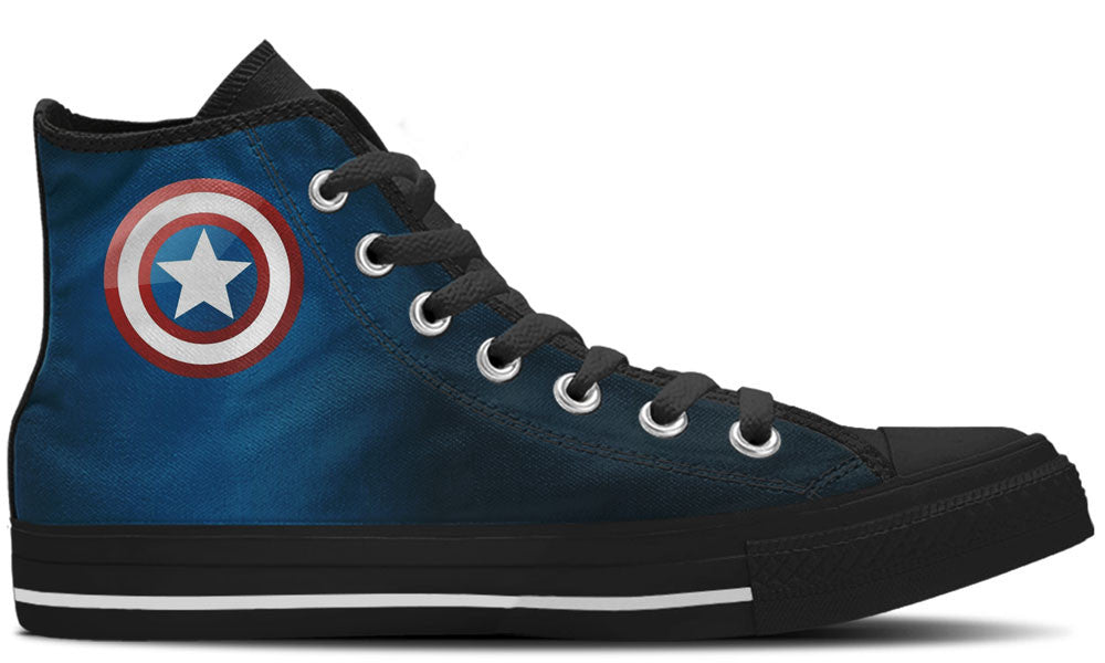 Captain - CustomKiks Shoes