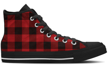 Plaid - CustomKiks Shoes
