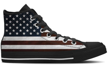 US Flag - CustomKiks Shoes