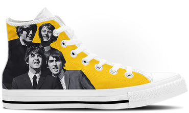 The Beatles High Tops