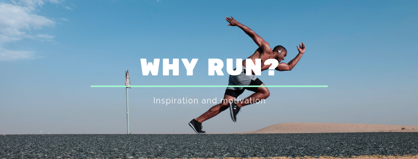 Why Run? Starting the journey with Couch to 5k