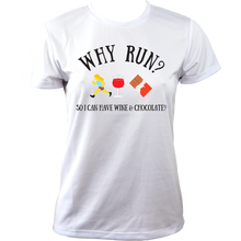 White Technical Running t shirt to keep you motivated and inspired