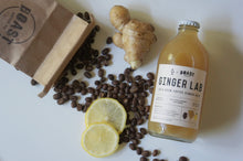 Cold Brew Coffee Ginger Beer 12oz Bottle | 9-Pack