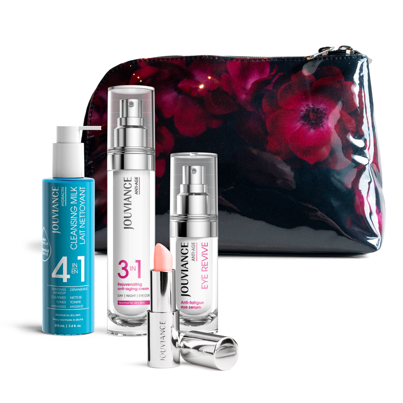 Anti-Age 3-IN-1 Deluxe Beauty Bag