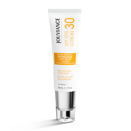 100% MINERAL SPF 30 LOTION