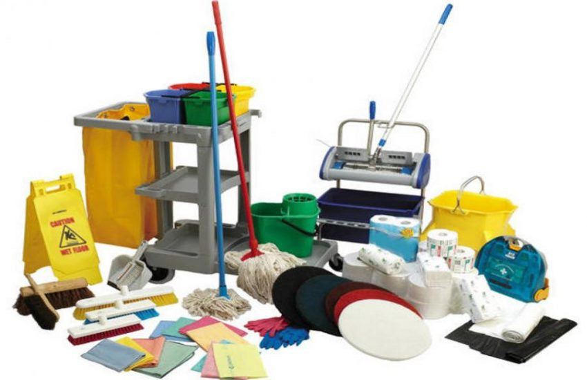 The Right Checklist of Cleaning Supplies for Office and Commercial Places