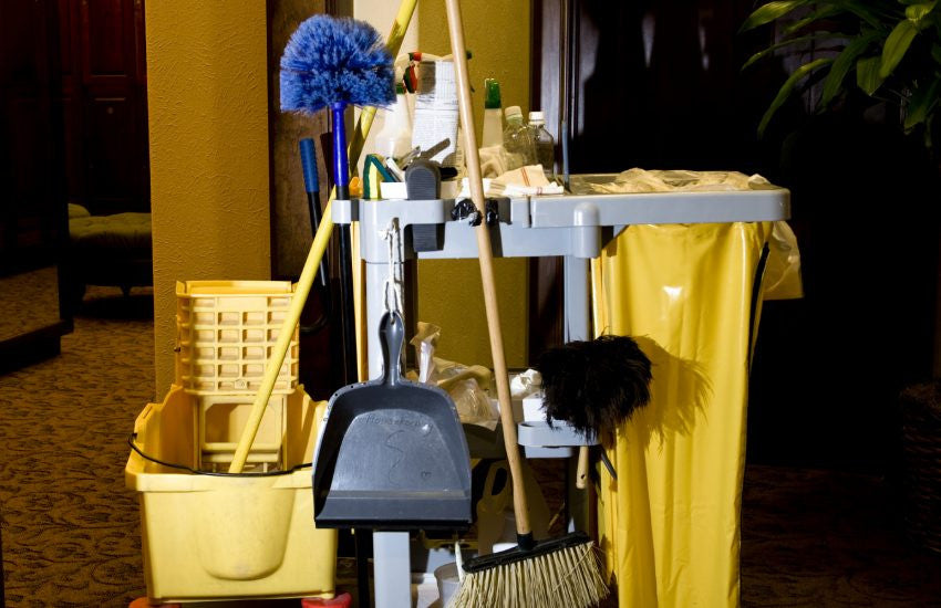 4 Tips to Get Right Janitorial Supplies for Your Office