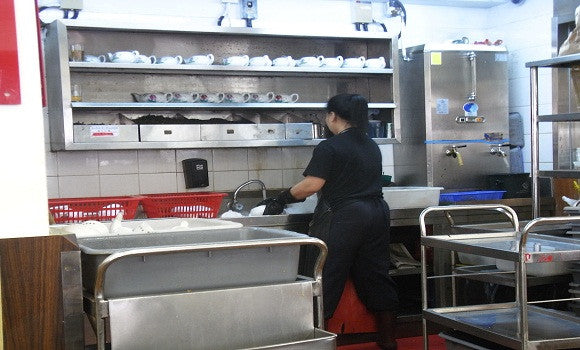 Top 8 Cleaning Supplies Tips for Maintaining a Commercial Kitchen