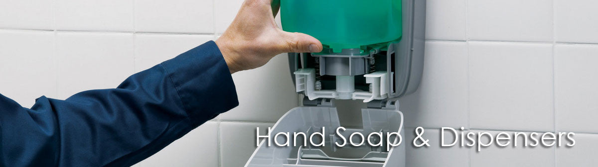 Hand Soap & Dispensers