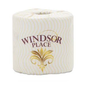 Windsor Place Premium 2-Ply Bathroom Tissue, 500 sheets, 96 rolls