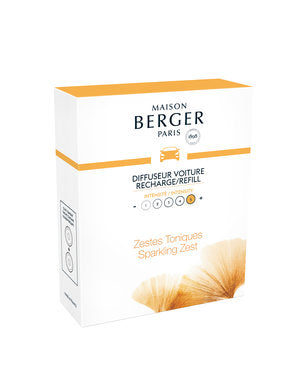 Car Diffuser - Fragrance Refills - Maison Berger