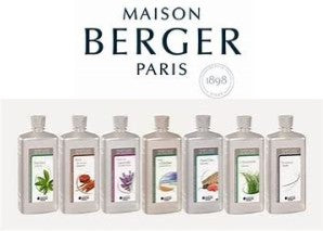 Maison Berger Fragrances - Part 1 - The Fresh and The Fruity - 500 ml