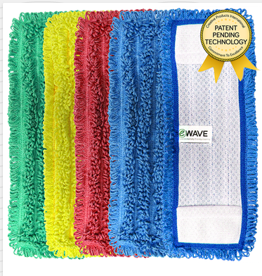 Wavehook18 Looped Microfiber Mop Head