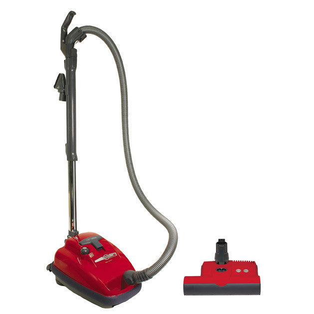 SEBO AIRBELT K3 Canister Vacuum Cleaner with Power Head