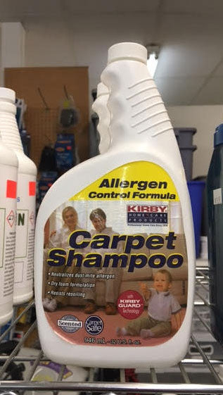 Kirby Carpet Shampoo