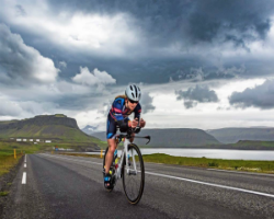 First Endurance Triathlete Power Couples Dominate Challenge Iceland
