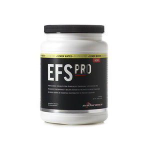 EFS-Pro | Professional Strength Endurance Hydration Mix | First Endurance Canada
