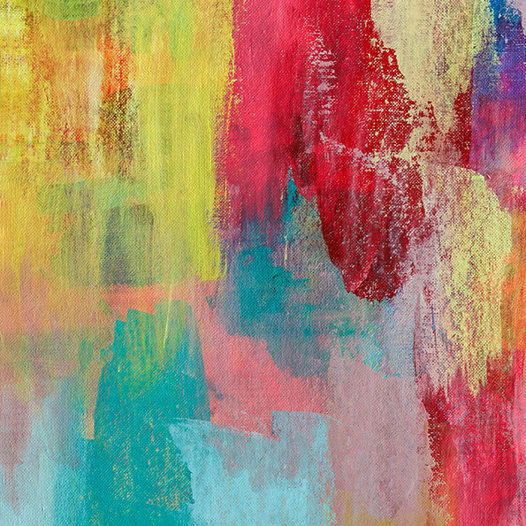 Abstract Art Print - Earthy Soul 2 | Charlie Albright for Moments by Charlie