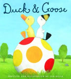 Duck and Goose Blue