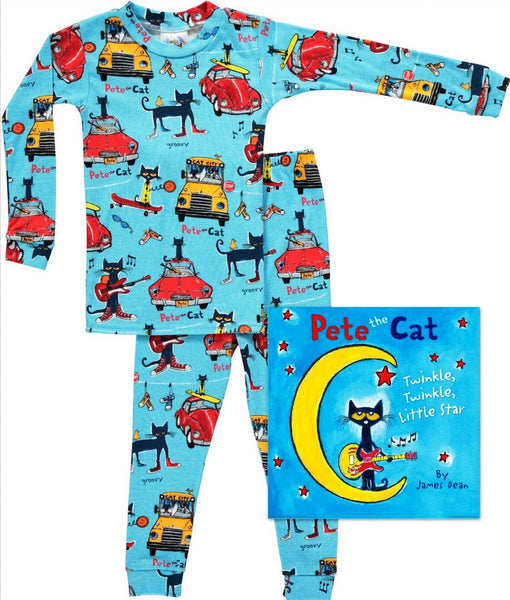 Pete the Cat Blue