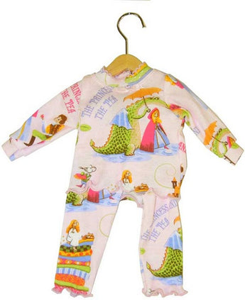 Princess and the Pea Doll Pajama