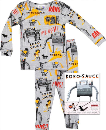 Robosauce Grey Infants