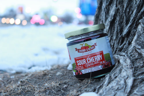 Sour Cherry Spread -OUT OF STOCK