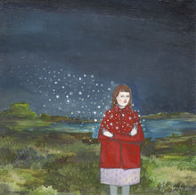 the stars were hers - limited edition giclee print