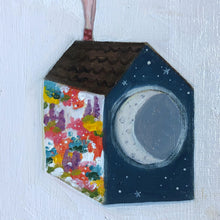 A home made of moonlight and wildflowers