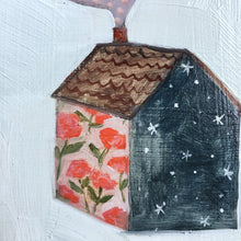 A home made of starlight and roses